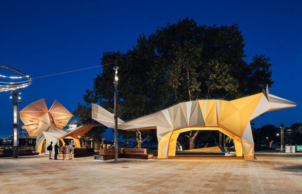 Small architecture projects often come with big ideas