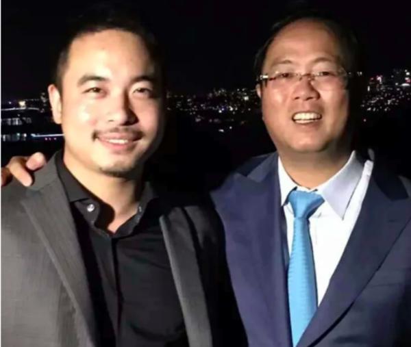 Huang Xiangmo buys out deputy mayor