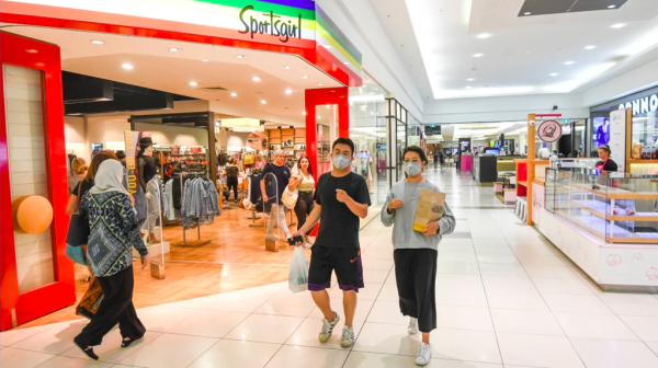 Retail prospects brighten after mall woes crush returns