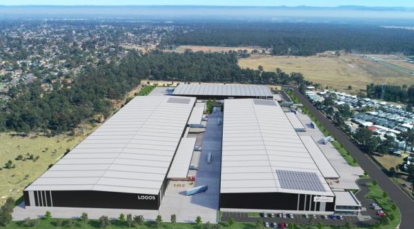 LOGOS expands $250m Marsden Park industrial estate