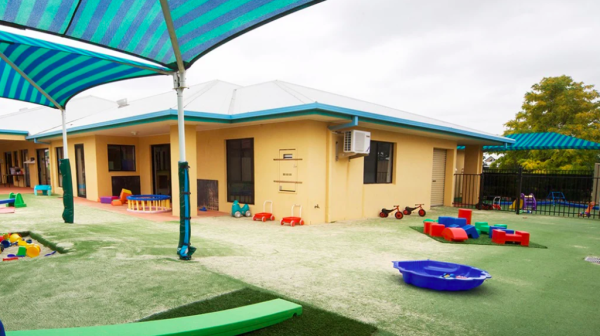 Big price for little feet: childcare centre sells