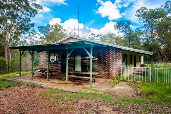 Former nudist retreat near new Sydney airport up for grabs