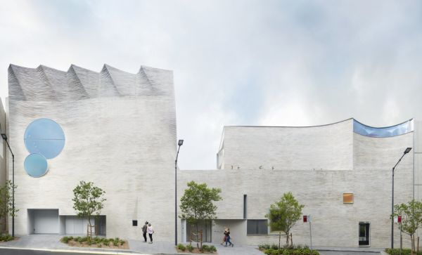 Fast becoming world famous: Sydney gallery and theatre picks up two more architecture gongs
