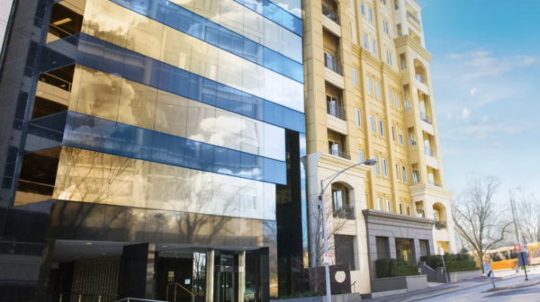 College snaps up 7-level office in $19m deal