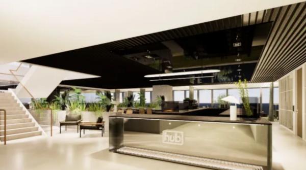 Co-working provider Hub Australia to move into new Wynyard tower