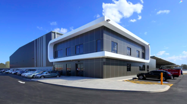 LOGOS Property expands LF Logistic lease at Marsden Park