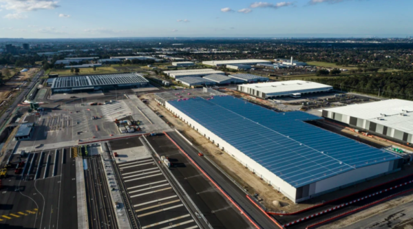 Developers battle it out over $400m Light Horse logistics site