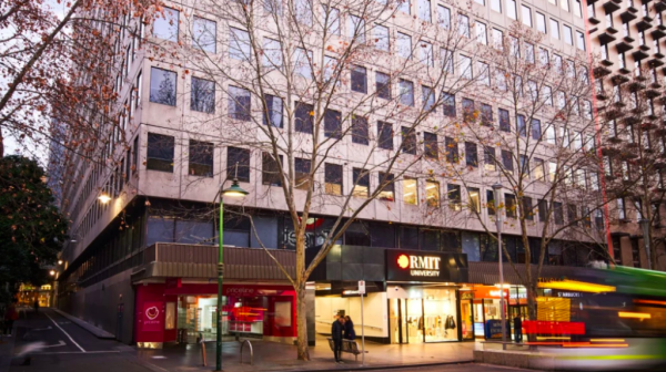 RMIT inks $130m office deal as buyers close in on DJs
