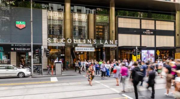 Mall deal sealed in Melbourne CBD despite lockdown