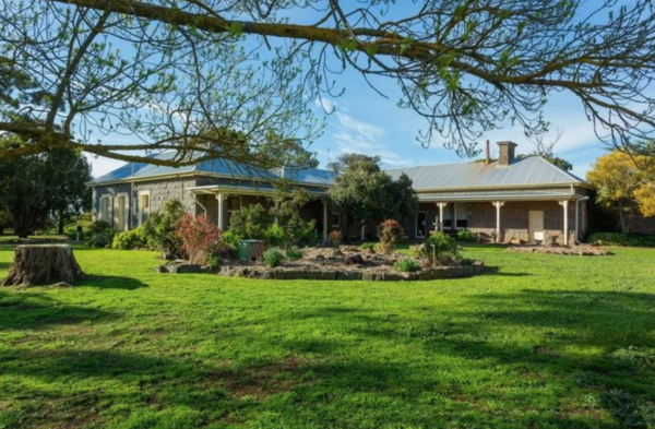 Historic Victorian homestead on the market for more than $5 million