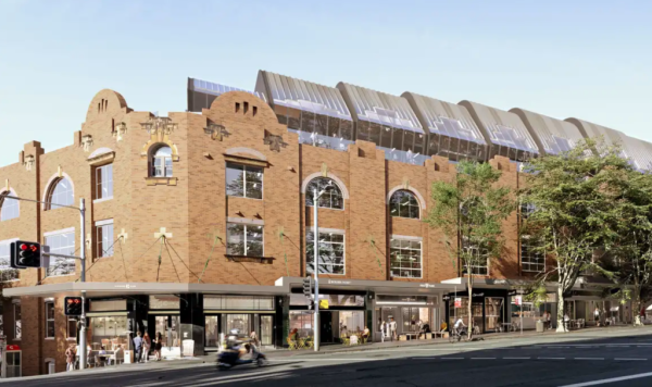 Facelift plans for iconic Sydney shopping strip