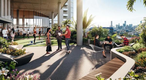 Green light for $450m Brisbane development