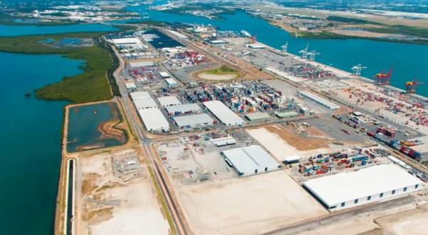 Singaporean trust in $418m logistics swoop