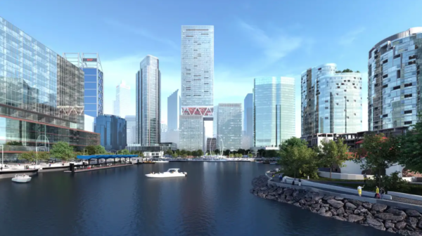 Brookfield gets green light for $1b Perth towers
