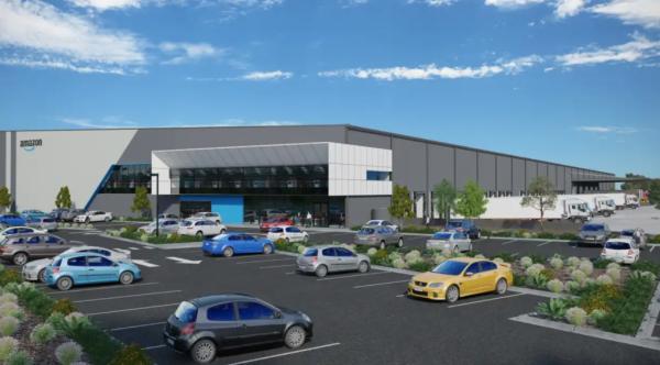 Amazon expands in Melbourne at Dexus estate