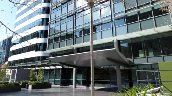 Dexus defies market jitters with $273m office sale
