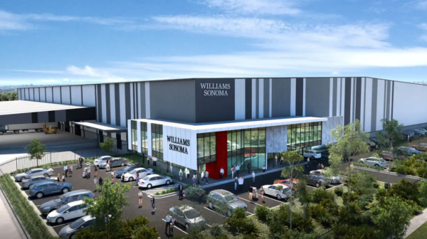Williams-Sonoma heads west for new Sydney warehouse