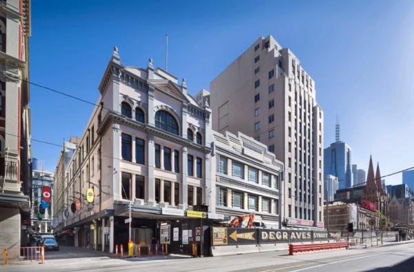 New metro to spur Flinders Street development