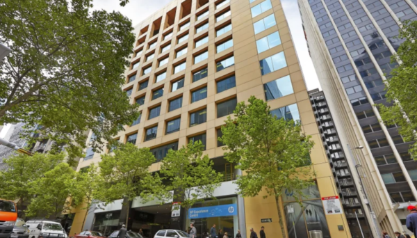Offshore buyer circles Little Collins Street tower