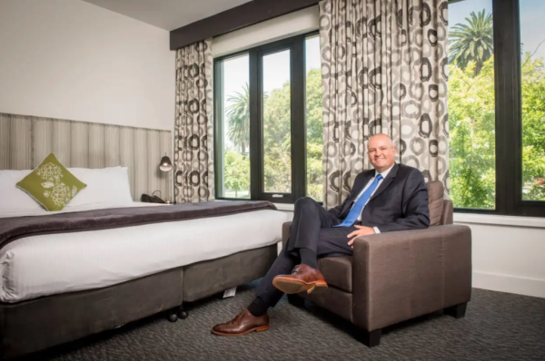 Regional hotels prepare for bumper Christmas as city hotels struggle
