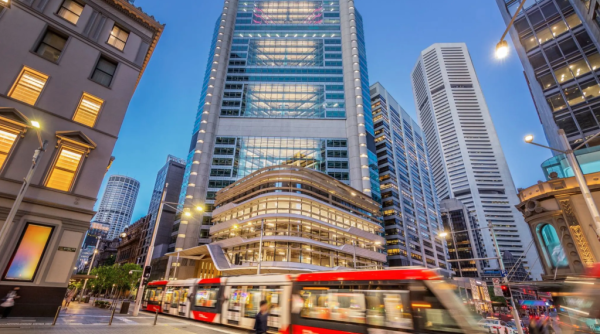Sydney skyline brightened with new-look $200m skyscraper