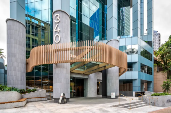 Mirvac offloads Brisbane office building for $87m