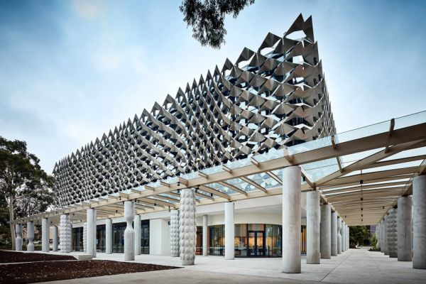 The commercial buildings that turned heads in 2020