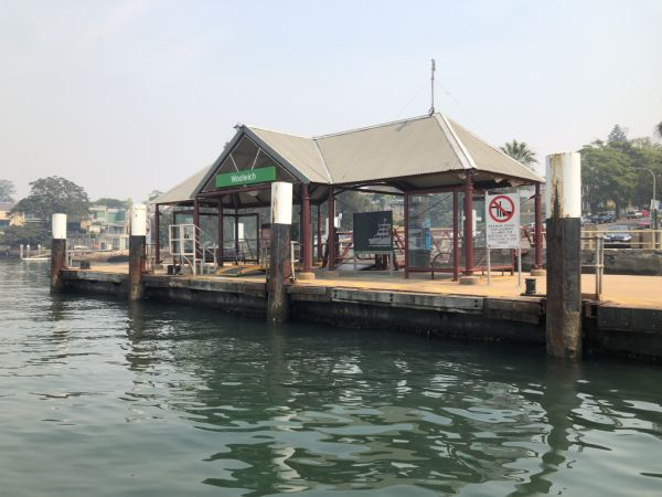Bidding for old Woolwich ferry wharf starts at $9