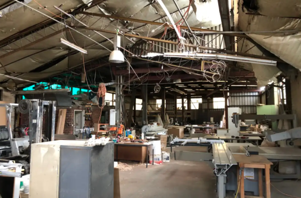 Derelict warehouse sells for $1m-plus in western Sydney