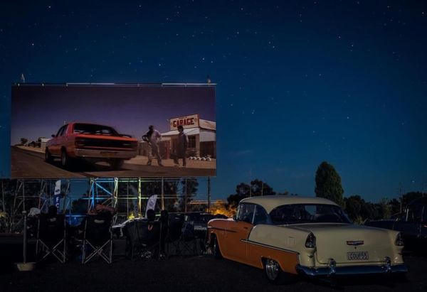 A shot in the arm: Pandemic leads to a drive-in cinema resurgence