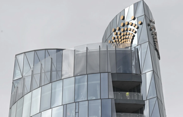 Crown casino floors could become lifestyle centre for apartment owners