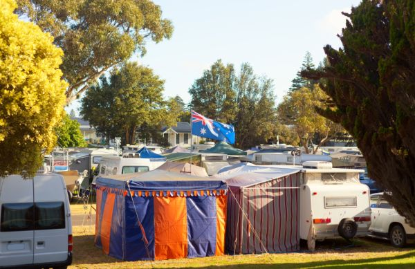 Holiday parks rebound after horror year
