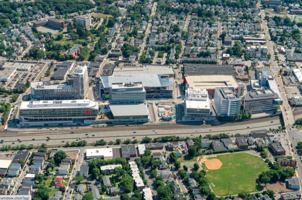 Lendlease scores Canadian support for $650m Boston project