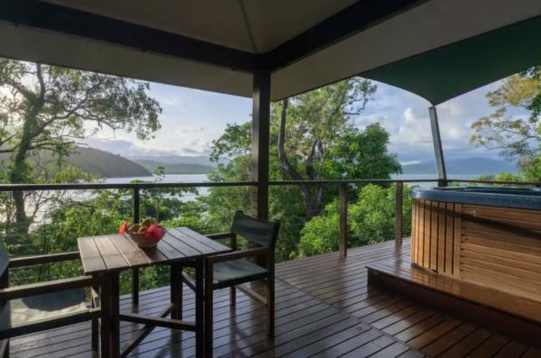 Travel agency king selling remote Cape Tribulation resort