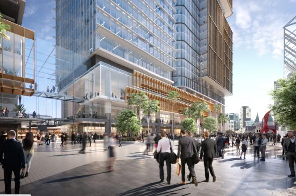 Parramatta office market bucks the global pandemic