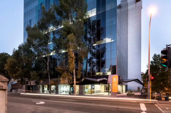Blackstone exits Perth office block for small return