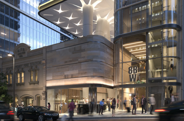 North Sydney office-market rents rival CBD cousins