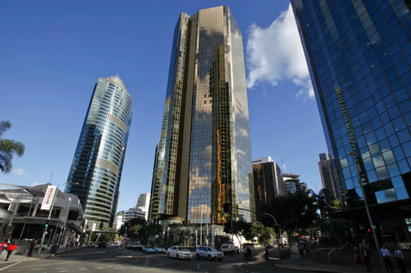 Brisbane CBD office market heats up