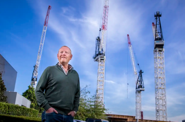 Crane numbers tell a story of changing housing demand