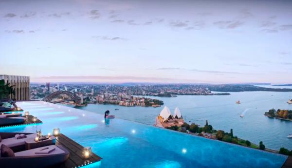 Built, Irongate submit $800 million Sydney hotel bid