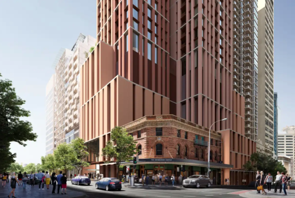 Oxford gets green light for build-to-rent in Sydney CBD