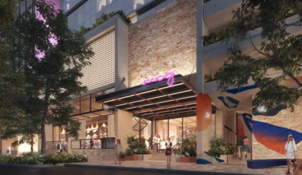 Marriott looks to stamp its mark at Sydney Airport