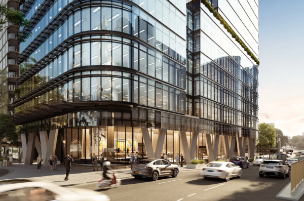 Lower north shore set for new $1.6b office deal