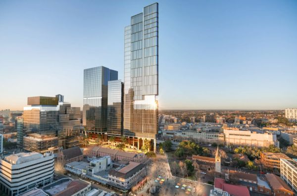 Walker Corp goes green with new loans on flagship towers
