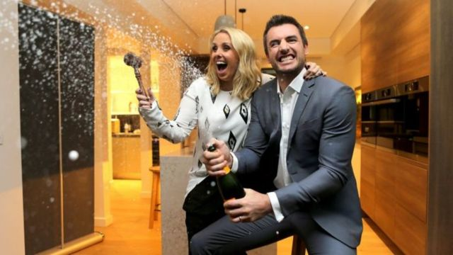 Darren and Dea's former Block Glasshouse pad hits the market