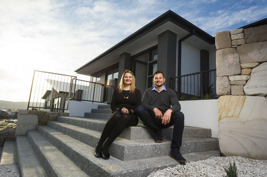 Danielle and Lincoln Dal Cortivo