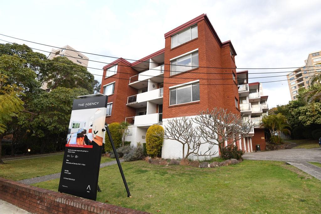 A Cremorne apartment block.