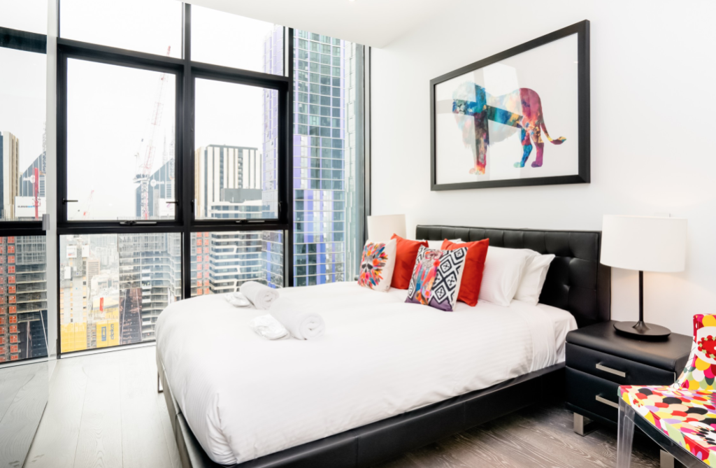 A airbnb plus home in Melbourne