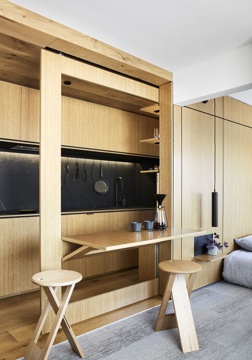 Richmond Aparment by Tsai Design. Photo: Tess Kelly.