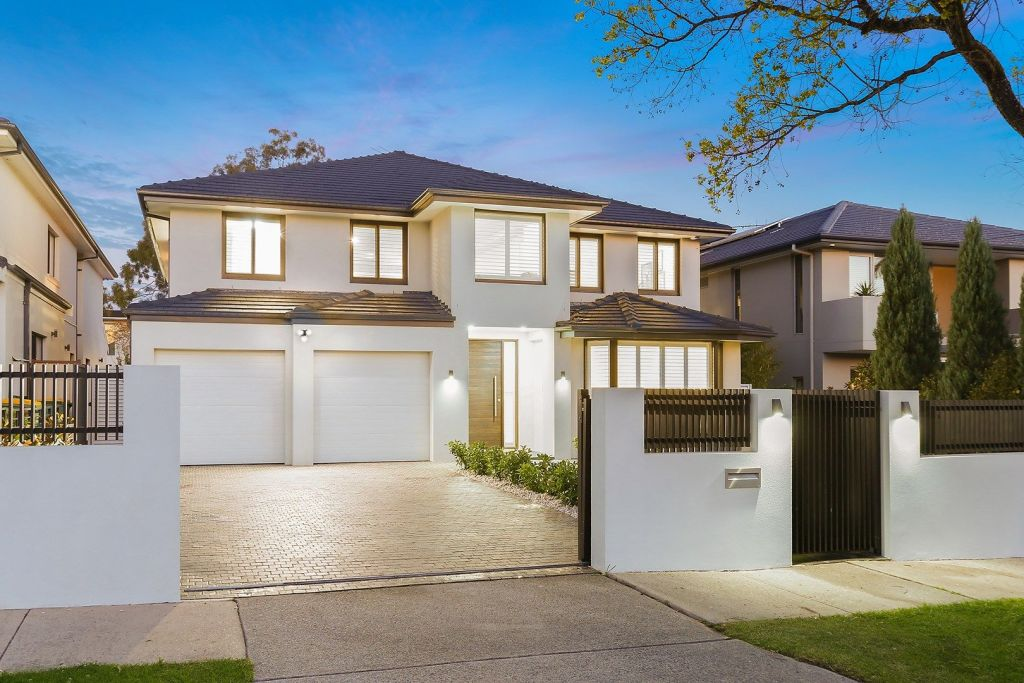 12 Melville Avenue, Strathfield, sold for $3.065 million through Belle Property Strathfield.